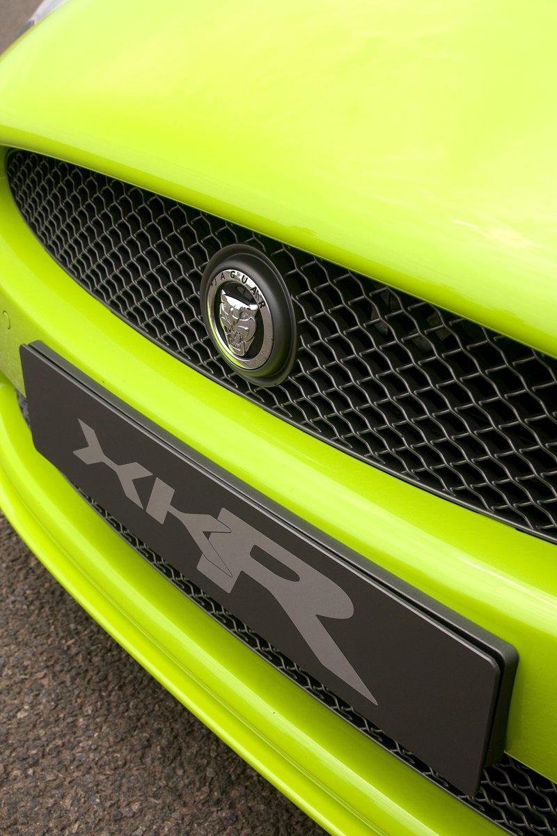 Jaguar XKR Goodwood Special: Ostré XKR se bude vyrábět!: - fotka 11