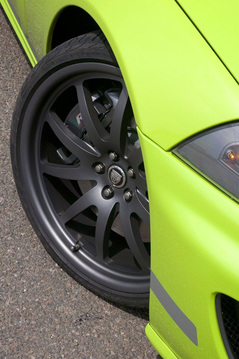 Jaguar XKR Goodwood Special: další fotografie a info: - fotka 12