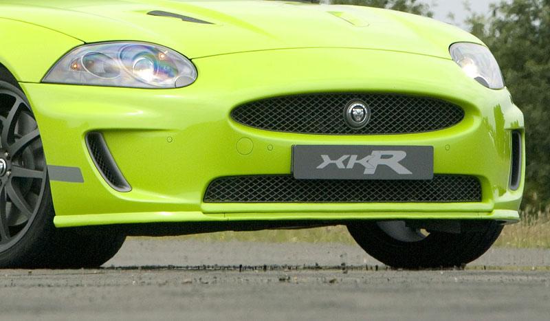 Jaguar XKR Goodwood Special: další fotografie a info: - fotka 13