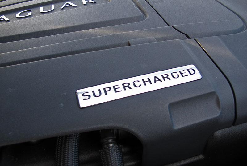 Za volantem: Jaguar XKR Convertible: - fotka 15