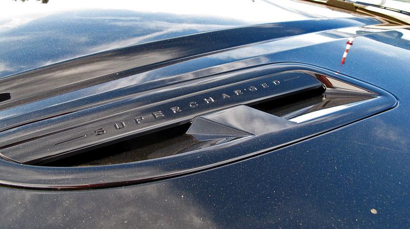 Za volantem: Jaguar XKR Convertible: - fotka 17