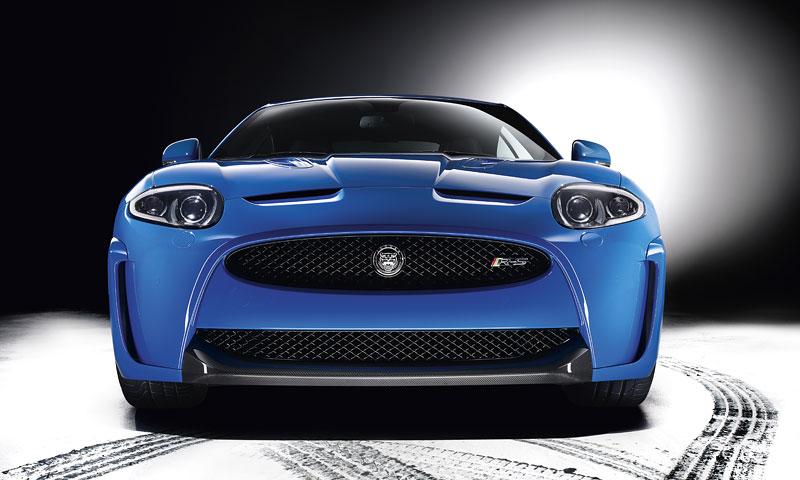 Jaguar XK: facelift ve stylu XKR-S: - fotka 18