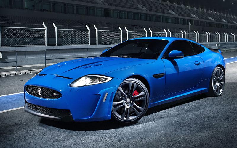 Jaguar XK: facelift ve stylu XKR-S: - fotka 19