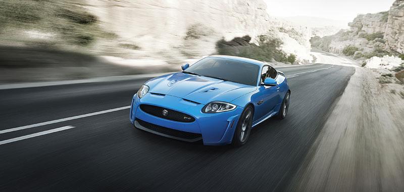 Jaguar XK: facelift ve stylu XKR-S: - fotka 23
