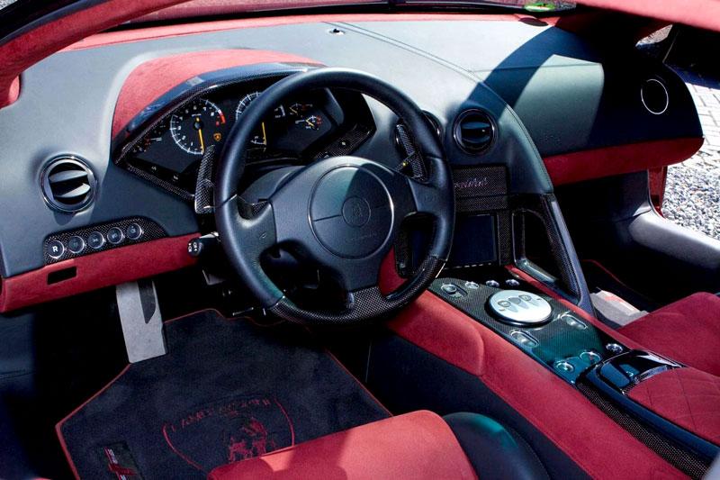 Lamborghini Murciélago LP 640 JB-R: specialita od JB Design: - fotka 1
