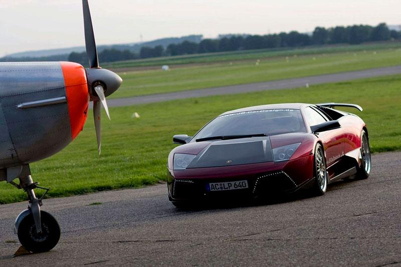 Lamborghini Murciélago LP 640 JB-R: specialita od JB Design: - fotka 3