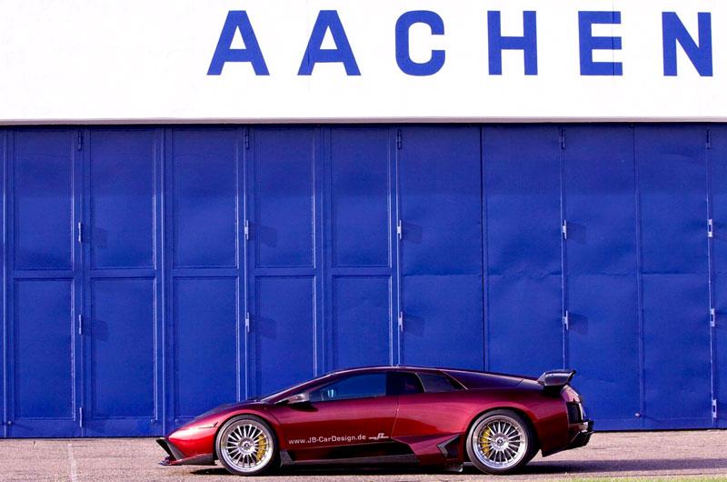 Lamborghini Murciélago LP 640 JB-R: specialita od JB Design: - fotka 6