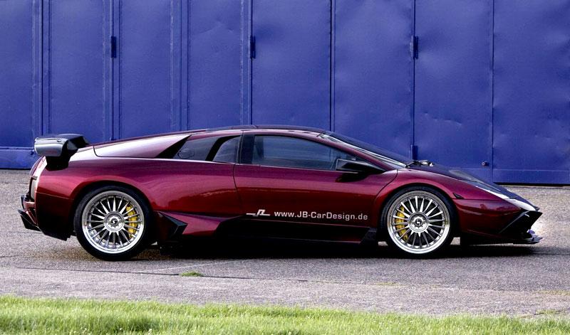 Lamborghini Murciélago LP 640 JB-R: specialita od JB Design: - fotka 7