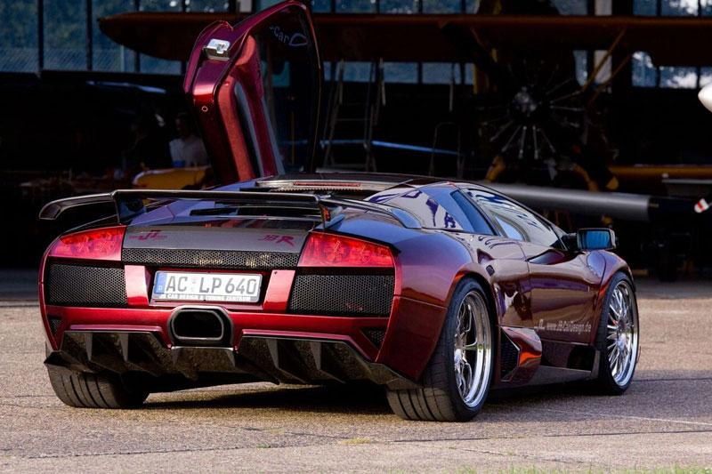 Lamborghini Murciélago LP 640 JB-R: specialita od JB Design: - fotka 8