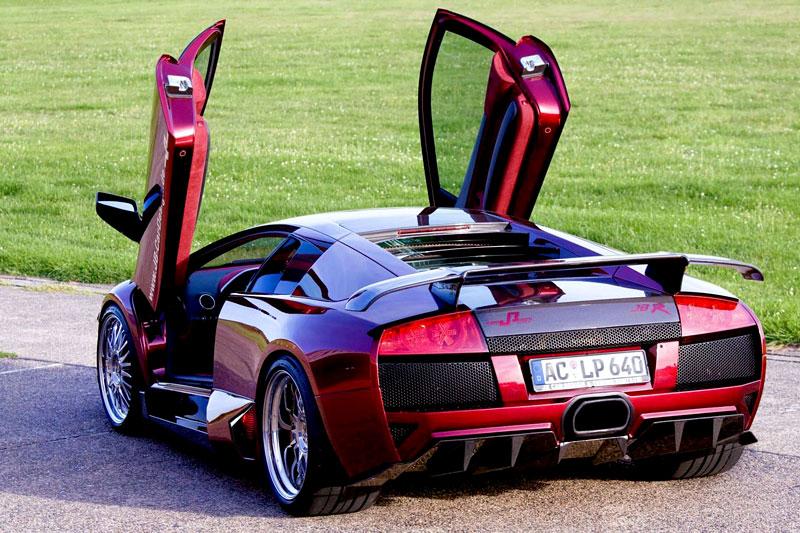 Lamborghini Murciélago LP 640 JB-R: specialita od JB Design: - fotka 9