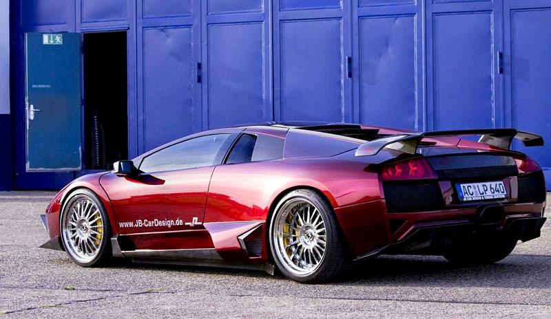 Lamborghini Murciélago LP 640 JB-R: specialita od JB Design: - fotka 11