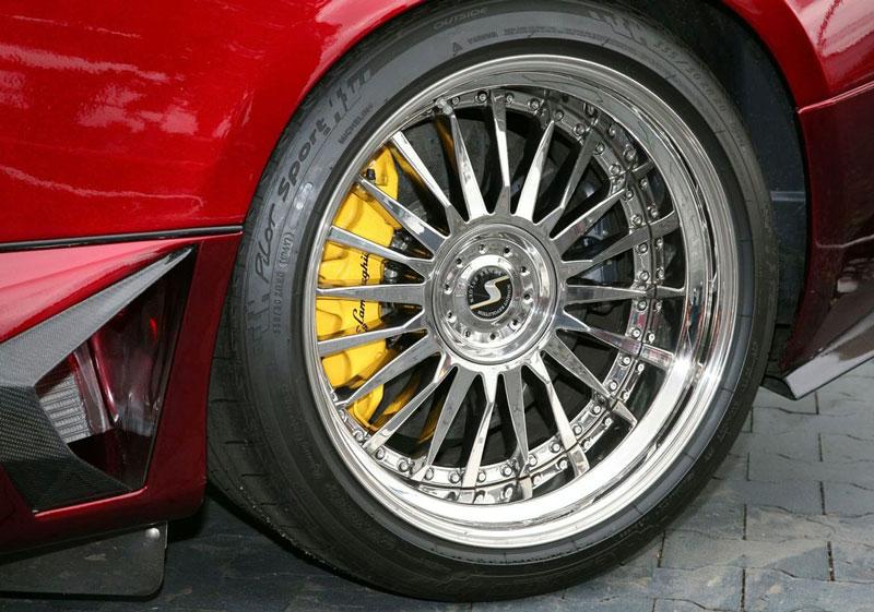 Lamborghini Murciélago LP 640 JB-R: specialita od JB Design: - fotka 15
