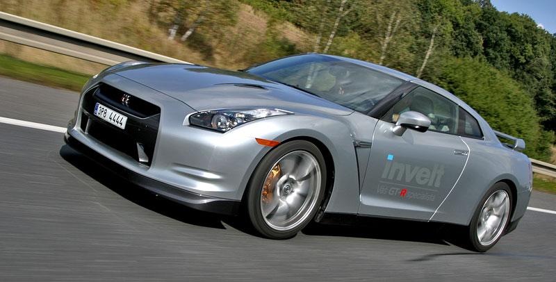 První Nissan GT-R v České republice!: - fotka 21