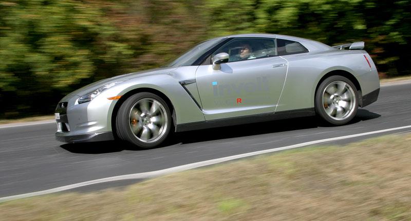 První Nissan GT-R v České republice!: - fotka 23