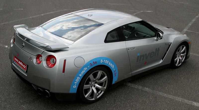 První Nissan GT-R v České republice!: - fotka 26