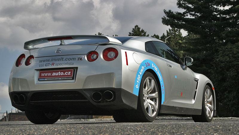 První Nissan GT-R v České republice!: - fotka 27