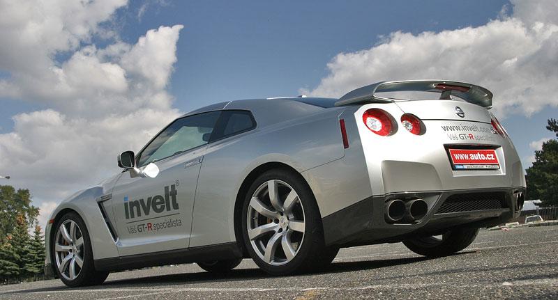 První Nissan GT-R v České republice!: - fotka 28