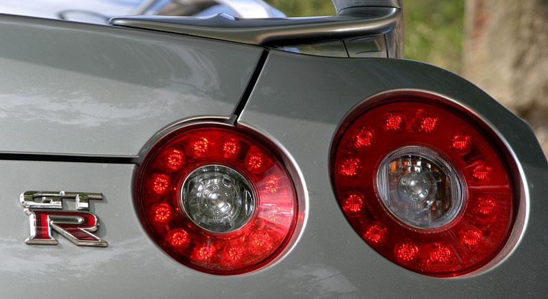 První Nissan GT-R v České republice!: - fotka 38