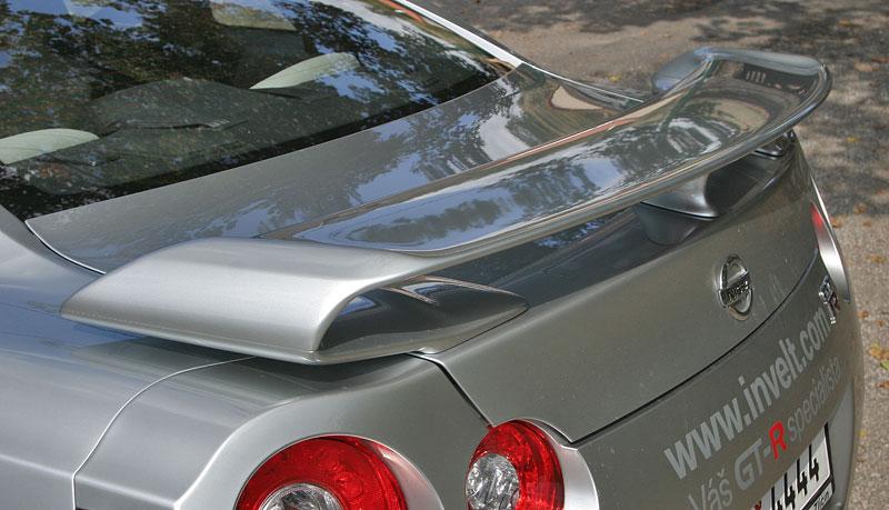 První Nissan GT-R v České republice!: - fotka 40