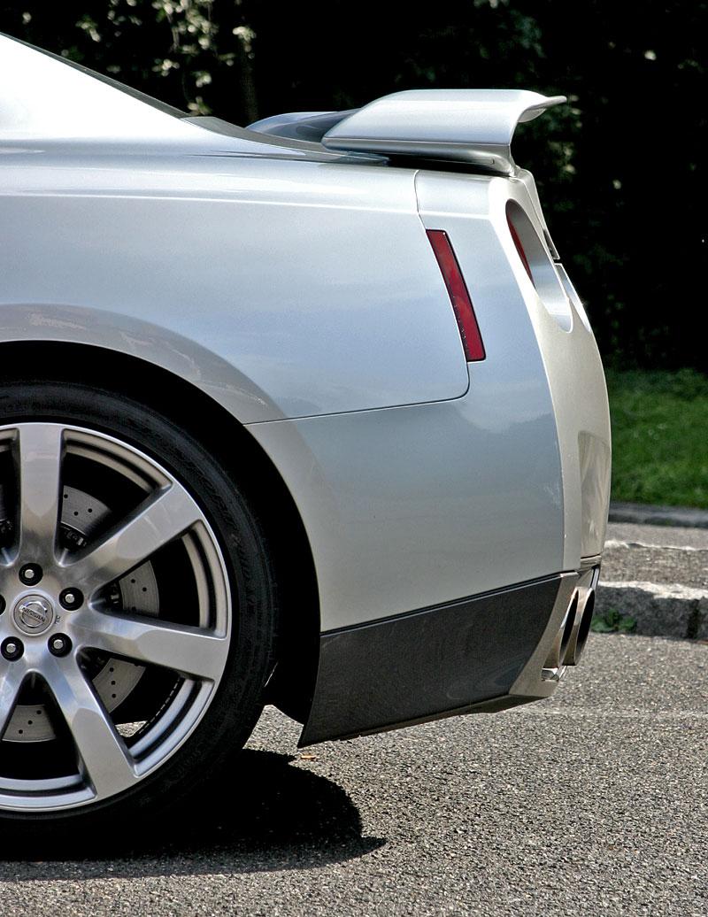 První Nissan GT-R v České republice!: - fotka 42