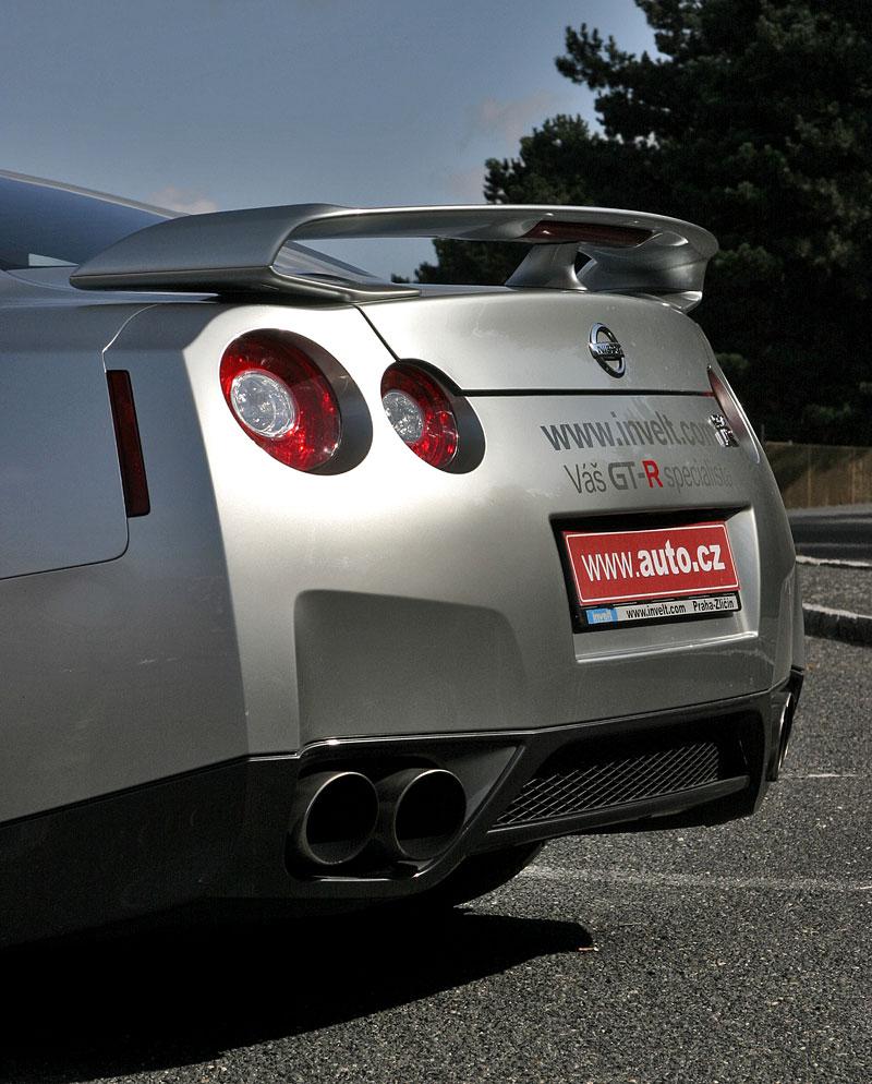 První Nissan GT-R v České republice!: - fotka 43