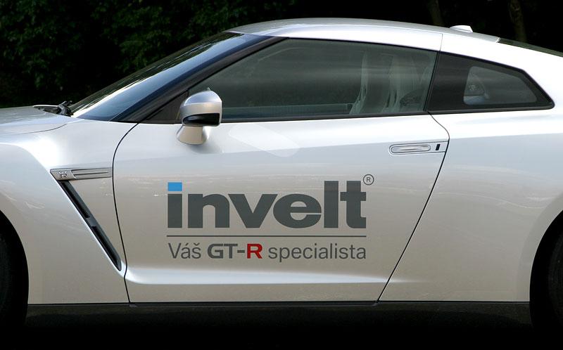 První Nissan GT-R v České republice!: - fotka 44