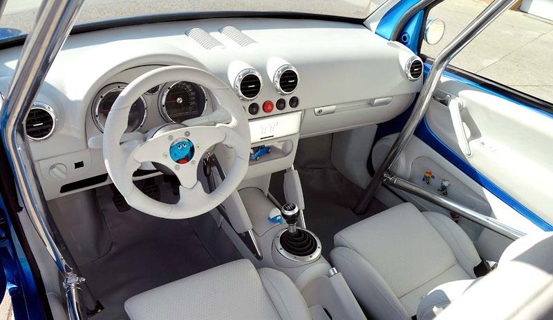 VW Lupo: Z beránka vlkem: - fotka 1