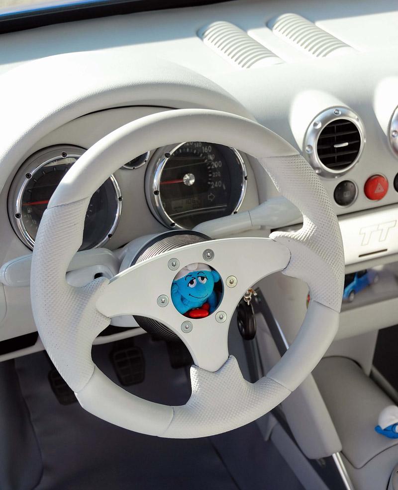VW Lupo: Z beránka vlkem: - fotka 2