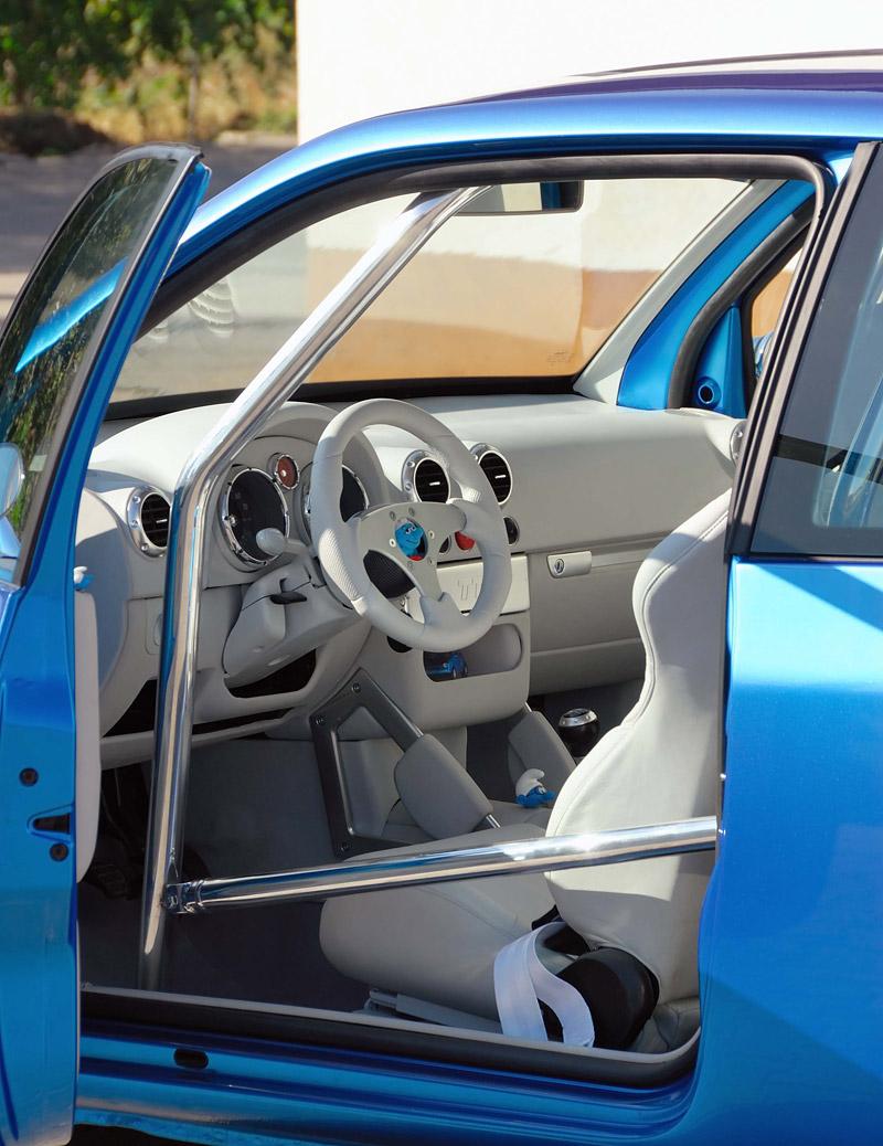 VW Lupo: Z beránka vlkem: - fotka 3