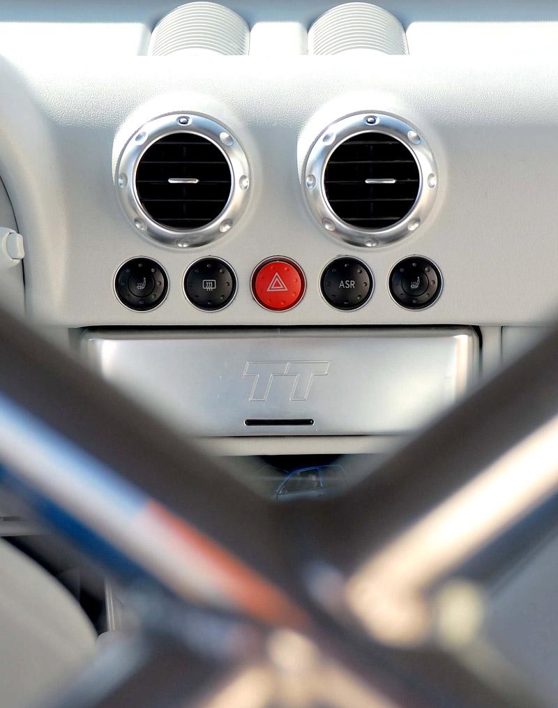 VW Lupo: Z beránka vlkem: - fotka 5