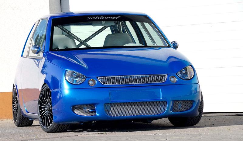 VW Lupo: Z beránka vlkem: - fotka 12