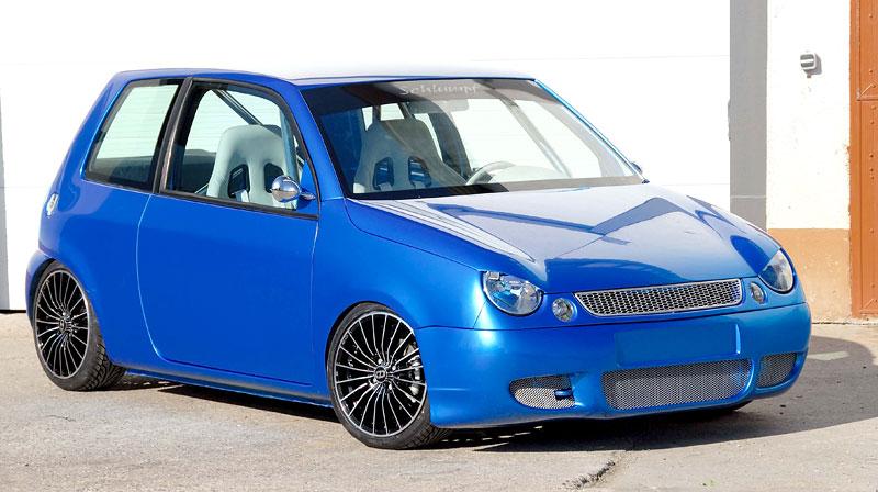 VW Lupo: Z beránka vlkem: - fotka 14