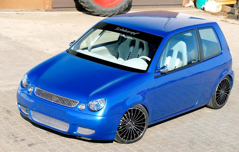 VW Lupo: Z beránka vlkem: - fotka 15