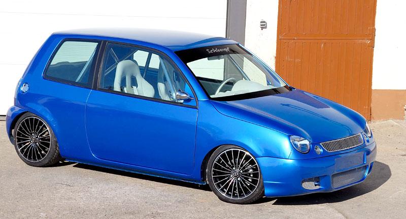 VW Lupo: Z beránka vlkem: - fotka 16