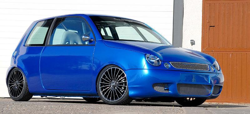 VW Lupo: Z beránka vlkem: - fotka 17