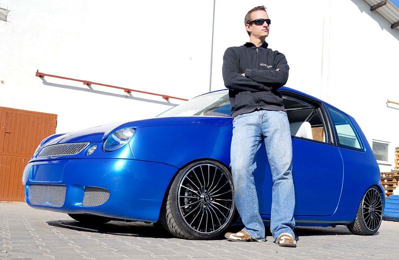 VW Lupo: Z beránka vlkem: - fotka 19