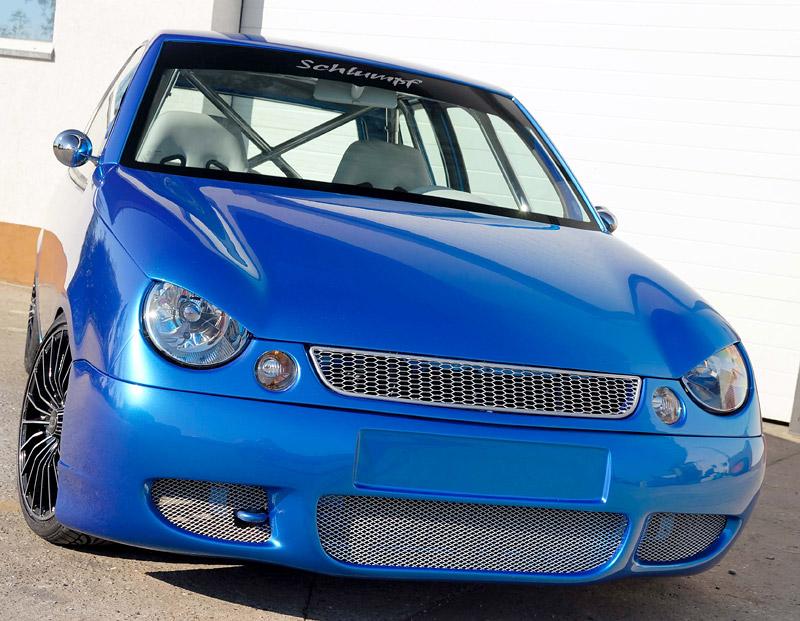 VW Lupo: Z beránka vlkem: - fotka 20