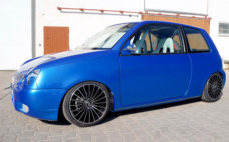 VW Lupo: Z beránka vlkem: - fotka 21