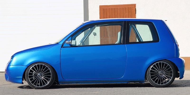 VW Lupo: Z beránka vlkem: - fotka 22