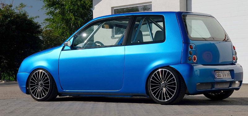 VW Lupo: Z beránka vlkem: - fotka 23