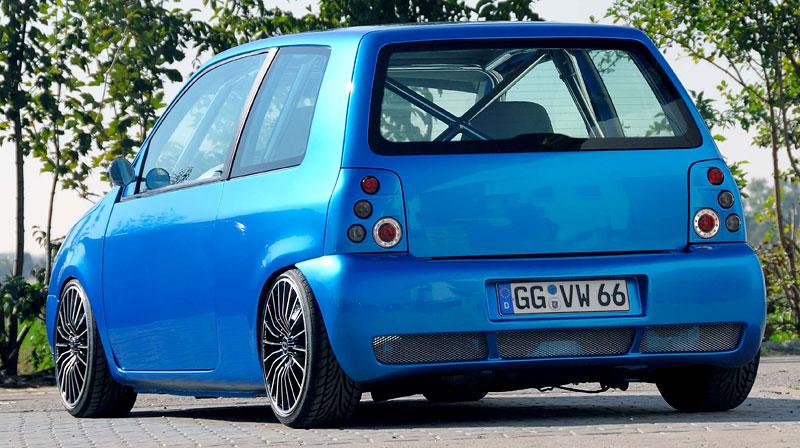 VW Lupo: Z beránka vlkem: - fotka 24