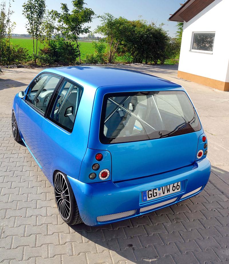 VW Lupo: Z beránka vlkem: - fotka 25