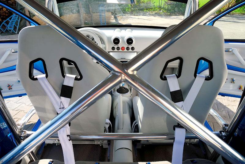 VW Lupo: Z beránka vlkem: - fotka 27