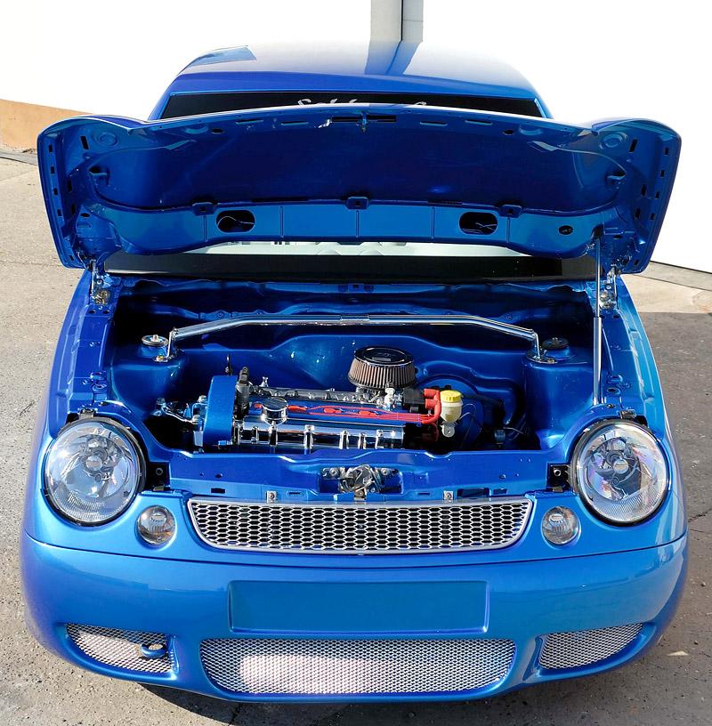 VW Lupo: Z beránka vlkem: - fotka 33