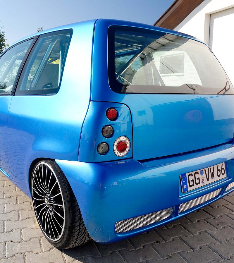 VW Lupo: Z beránka vlkem: - fotka 42