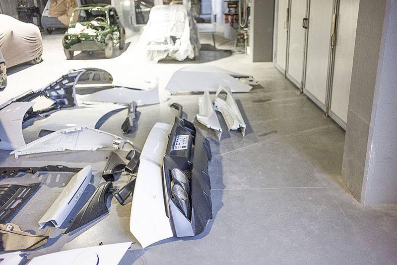 Jon Olsson bude mít novou hračku, RS6 Avant vyměnil za Huracán: - fotka 4
