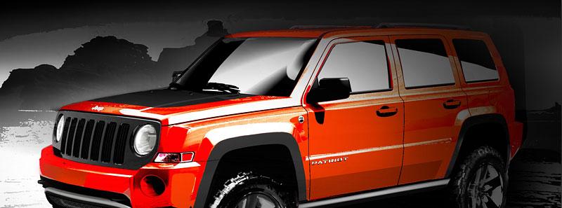 Mopar připravuje koncepty pro jízdu v terénu: - fotka 3
