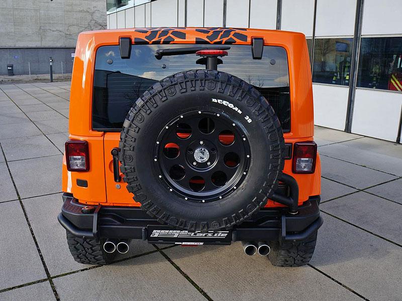 Jeep Wrangler s kompresorem z Mnichova (+video): - fotka 7