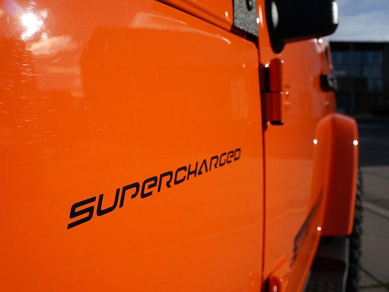 Jeep Wrangler s kompresorem z Mnichova (+video): - fotka 11