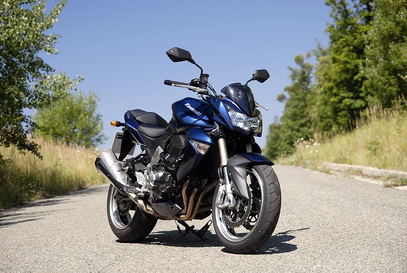 Test - Kawasaki Z1000: klidný svalovec: - fotka 8